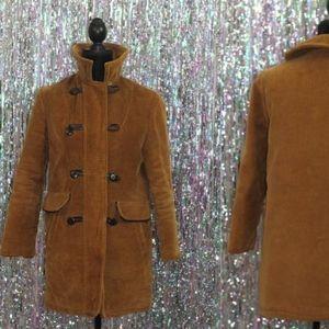 Jackets & Blazers - Debbie Leigh Corduroy Pea Coat (9-10)
